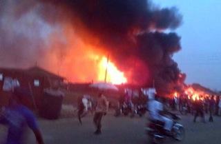 Akure Gas Explosion