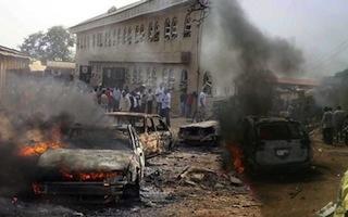 Bauchi Bomb Blast