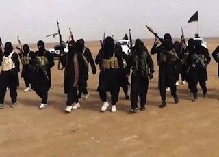 Islamic State Training Camp