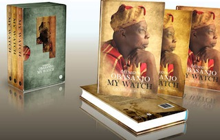 The book: My Watch