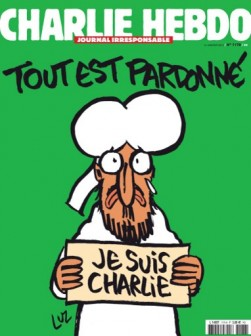 Charlie Hebdo cover: the publication triggering protests