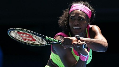 Serena Williams. AFP Photo