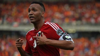 AFCON-Equatorial-Guinea-Africa-Cup-Nations-Congo-Football Emilio Nsue