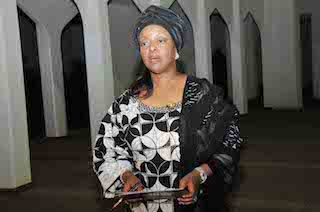 Diezani Alison-Madueke: OPEC conference president