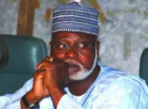 •Gen Abdulsalami Abubakar