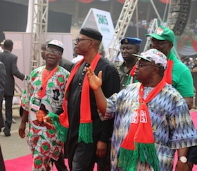 Governor Olusegun Mimiko of Ondo and others