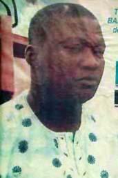 Late Peter Eyitayomioluwa: Shot last week at Agege