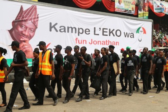 Kampe L'EKO wa: The message of SURE-P members to President Goodluck Jonathan