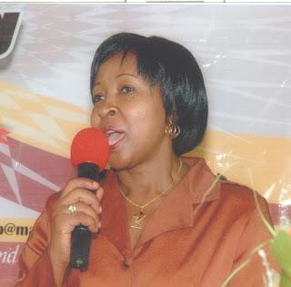 Professor Gbemisola Oke