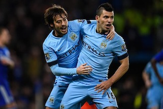 silva2 Manchester City
