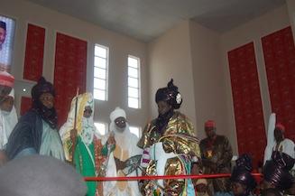 coronation emir of kano