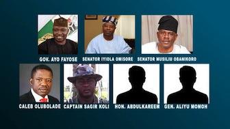 Ekiti Election Scandal Photo