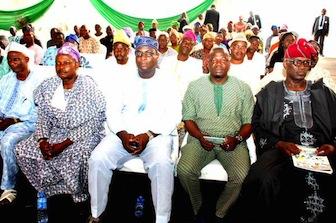 Members of the Odua Co-operative Alliance