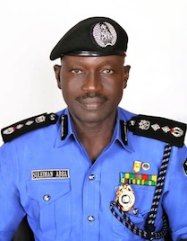 Inspector-General of Police, IGP Suleiman Abba