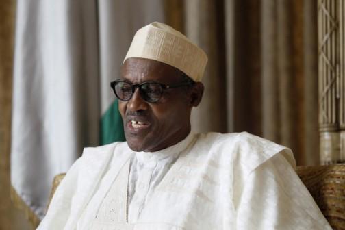 Buhari: prefers town hall format to debate