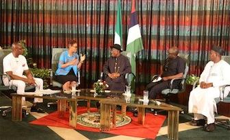 Presidential Media Chat