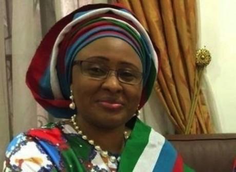 Aisha Buhari, wife of the President