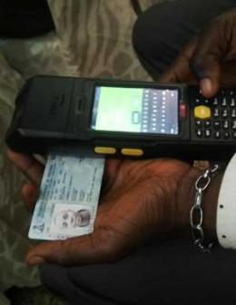 INEC card reader