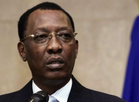 President Idriss Deby Itno of Chad