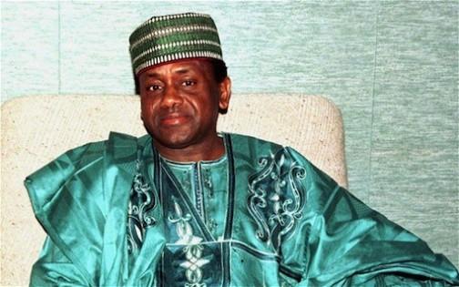 Sani Abacha, former Nigerian dictator