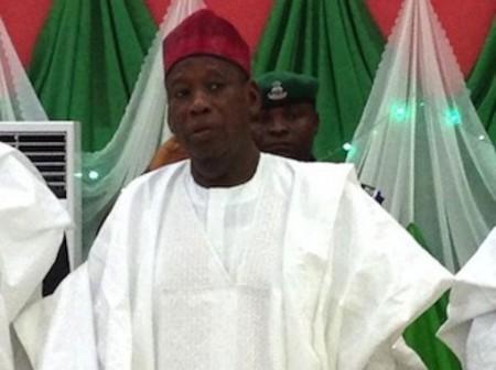 Governor Abdullahi Ganduje, Kano State Governor