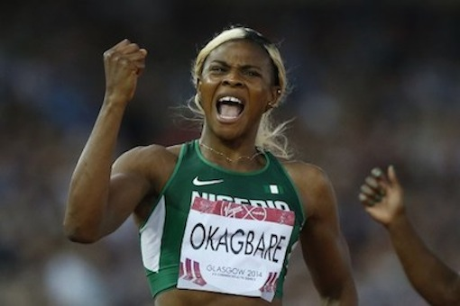 Blessing Okagbare: says Nigeria's sports system flawed