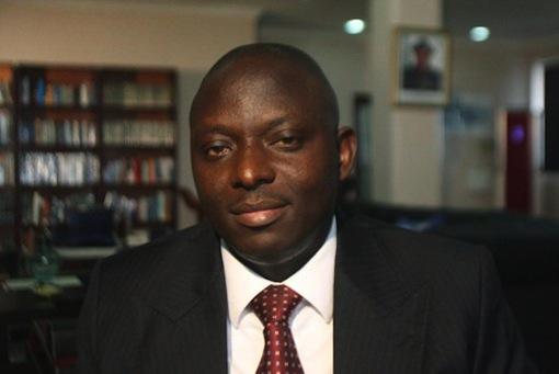 Dr Ziakede Akpobolokemi NIMASA