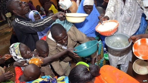 Food for Displaced Persons IDPs