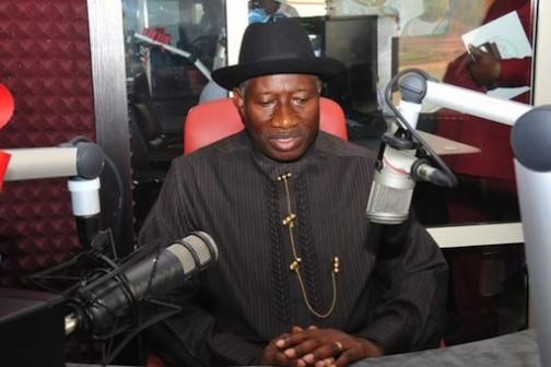 Goodluck Jonathan, Nigeria's former president