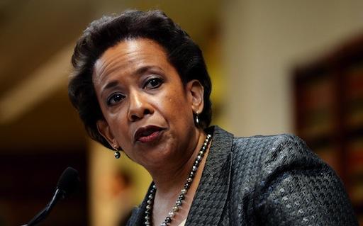 US Attorney General Loretta Lynch