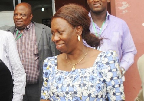 Mrs Gesila Khan, now Cross River State Resident Electoral Commissioner