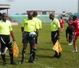 NPFL referees