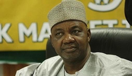 Namadi Sambo, former vice president of Nigeria