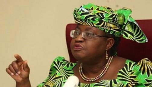 Dr Ngozi Okonjo-Iweala, former Finance Minister