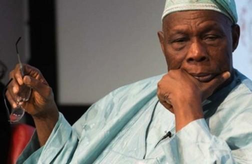 Chief Olusegun Obasanjo, former President of Nigeria