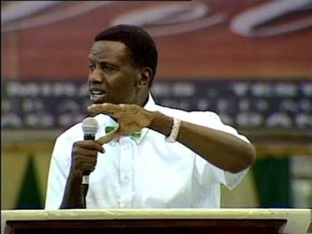 Pastor EA Adeboye, General Overseer of RCCG