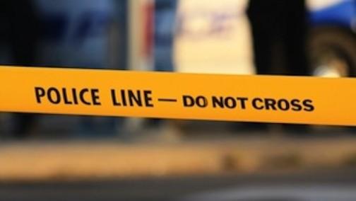 Police logo line