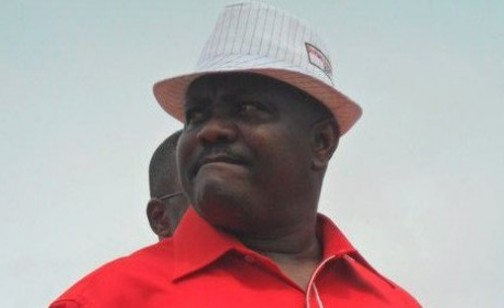 Governor Nyesom Wike of Rivers