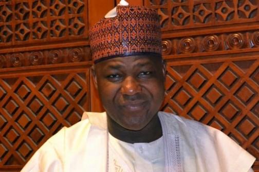 Hon Yakubu Dogara, House of Reps Speaker