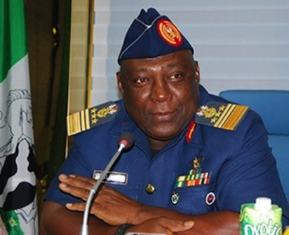 Chief of Defence Staff, Air Marshal Alex Badeh