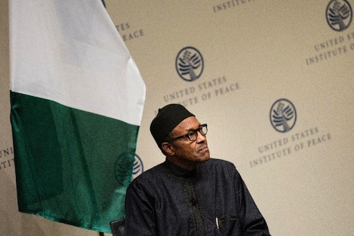 Buhari US Arms Ban