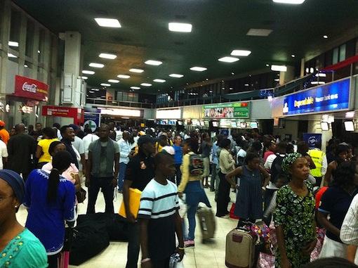 MMIA Muritala Muhammed International Airport