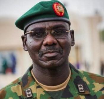 Chief of Army Staff, Major General Tukur Buratai