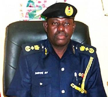 Rasak Fadipe, Director, Lagos State Fire Service