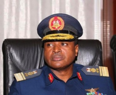 Chief of Air Staff, AVM Sadique Abubakar