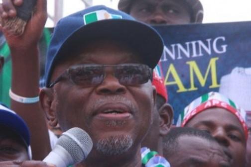 Chief John Odigie-Oyegun, national chairman of the All Progressives Congress