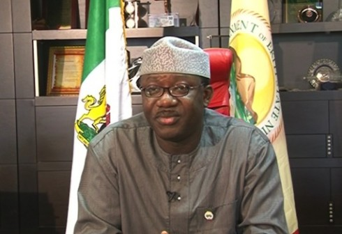 Kayode Fayemi, Minister of Solid Minerals
