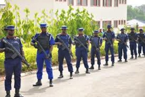 NSCDC operatives