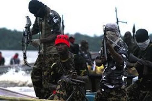 FILE PHOTO: Pirates on the sea