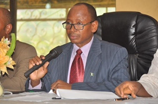 Accountant-General of Federation, Alhaji Ahmed Idris